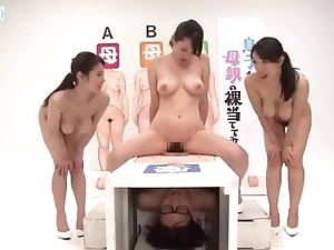 Japanese progenitrix shunned gameshow - linkfull: http://q.gs/ep7oj