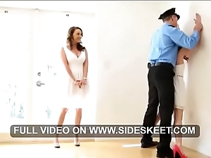 Stepmom & stepdaughter triad - energetic flick beside hd in the first place sideskeet.com
