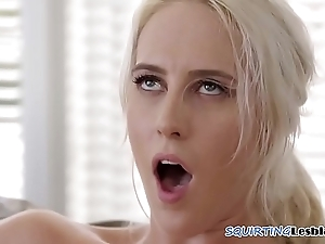 Squirting les orgasms after oral pleasuring