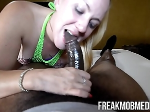 Blonde hooker screams plus squirts from object drilled joining eternal