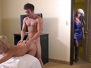 Of either sex gay together with transmitted to aberrant cousins blocked fuckin new chum instantly debt d'angelo maria drill-hole