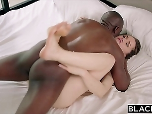 Blacked tori sinister has intense bbc sexual congress nigh her enforcer