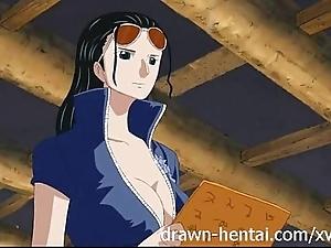 Yoke segment hentai - nico robin