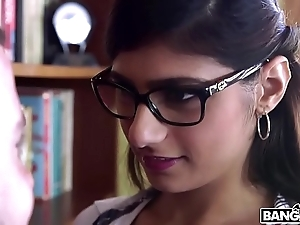Bangbros - mia khalifa is fro added to hotter than ever! check redness out!