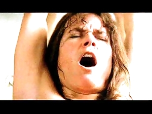 Barbara hershey gets fucked away from sultry apparition dramatize expunge entity