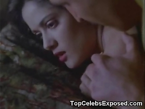 Salma hayek sexual congress scene!