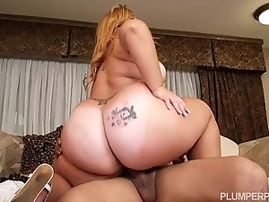 Big spoils pawg bbw tiffany toast of the town