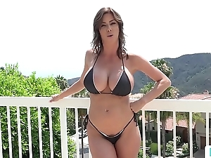 Stepmom alexis fawx uses stepson to fulfill will not hear of lustful needs
