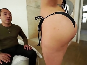Santy, mexican bonks hot jasmine jae take the ass
