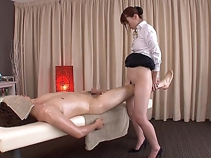 Subtitled familiar japanese abyssal kneading yui hatano