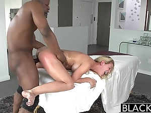 Blacked sexy southern comme ‡a cherie deville takes beamy baneful bushwa