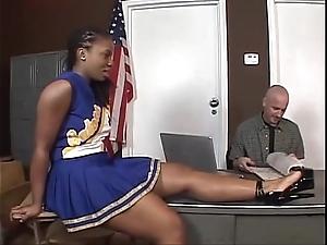Tara - disastrous cheerleader
