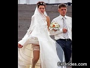 Consummate lewd brides!