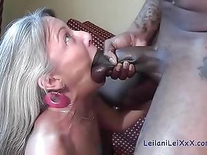 Leilani lei meets rome major