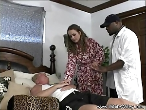 Lifeless wifey wants bbc anal-copulation
