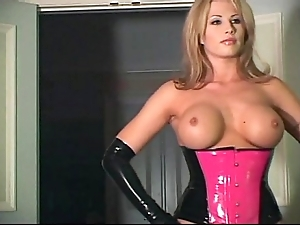 Milfy femdom going to bed