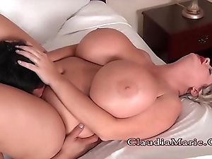 Heavy mamma claudia marie asian experiences