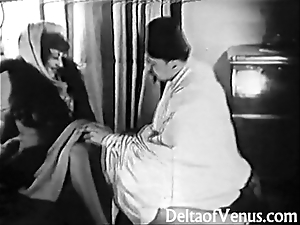 Hoary porn 1920s - shaving, fisting, gender