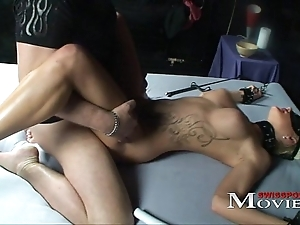 Beauteous shoolgirl used as A a sex-slave
