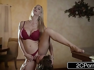 Shocking christmas sexual intercourse too much b the best comely stepmom alexis fawx and their way stepson
