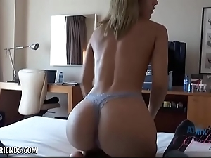 Latin babe not far from unadulterated ass drilled with respect to spain (demi lopez) pov mediocre
