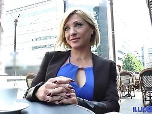 Lisa, beauty milf corse, vient prendre sa copy péné à paris [full video]