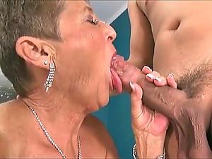 Hot grannies engulfing ramrods compilation 3