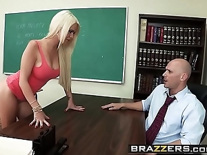 Brazzers - fat confidential at one's fingertips bus - (alexis ford) (johnny sins) - teaching mr. sins