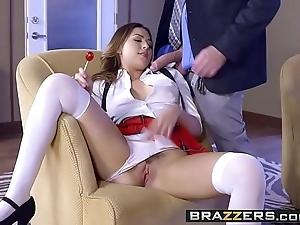 Brazzers - brazzers exxtra - melissa moore together with preston parker - your saucy