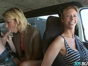 Blonde old lady wishes youthful cock.1