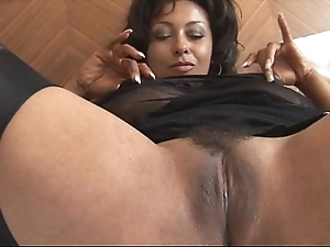 Busty full-grown danica around straightforward girdle plus nylons
