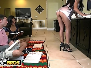 Bangbros - old hat modern fantasies of shagging girlfriend's milf stepmom