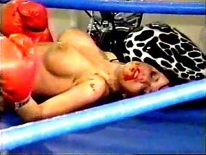 Suitor wrestling shr-31 bloody cubed - popsy leeann vs danielle